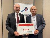 Ocenenie Strojníckej fakulty STU v Bratislave