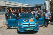 5G Automotive – jedinečná integrácia 5G siete priamo pri jazde elektromobilu