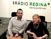 doc. Ing. Peter Peciar, PhD. v rádiu Regina - rozhovor