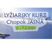 Lyžiarsky kurz  - Chopok, Jasná (2-7.2.2020)