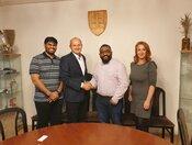 Stretnutie s agentúrou RG International na Strojníckej fakulte STU v Bratislave