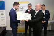 Ocenenie diplomových prác študentov ÚSETM