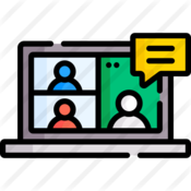 Online stretnutie vedenia fakulty s končiacimi študentmi I. a II. stupňa