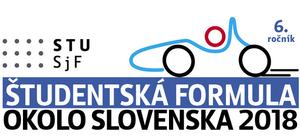 Študentská formula okolo Slovenska 2018
