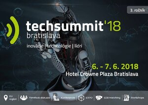 TECHSUMMIT '18 Bratislava