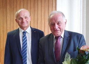 Profesor Stanislav Adamczak sa vrátil na miesto obhajoby po 25 rokoch