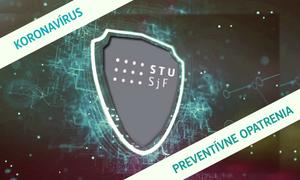 ZMENA - Vykonavací predpis dekana SjF STU v súvislosti s celoštátnymi opatreniami súvisiacimi s COVID-19 platnými od 24. 10. 2020