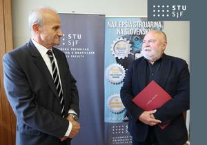 Strojnícku fakultu STU v Bratislave bude viesť opäť profesor Ľubomír Šooš