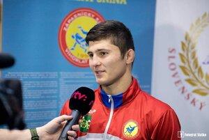 Máme víťaza Majstrovstiev SR v zápasení voľným štýlom v kategórii seniorov do 70kg