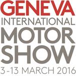 zajazd na medzinárodný autosalón v Ženeve