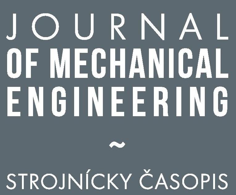 Nové číslo Journal of Mechanical Engineering - Strojnícky časopis